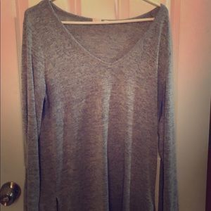 Gap classic grey sweater! ✨